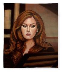 Adele Fleece Blanket