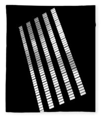 After Rodchenko 2 Fleece Blanket