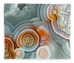 Agate 4 Micro Fleece Blanket