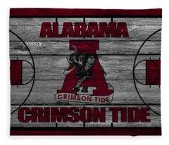 Alabama Crimson Tide Fleece Blanket