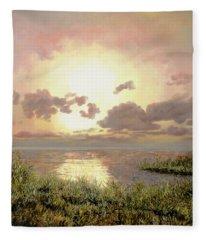 Alba Nella Palude Fleece Blanket