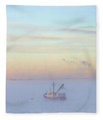 Alight A New Tomorrow Fleece Blanket