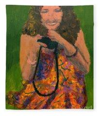 Allison Fleece Blanket