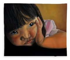 Amelie-an 2 Fleece Blanket