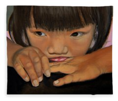 Amelie-an Fleece Blanket