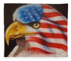American Pride Fleece Blanket