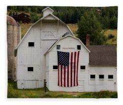 Americana Fleece Blanket