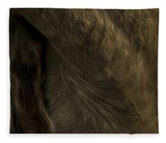 Americano 5 Fleece Blanket