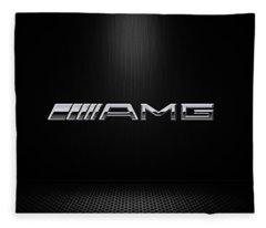Amg Center Stage Fleece Blanket