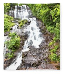 Amicalola Falls Fleece Blanket