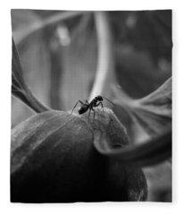 An Ant's Life Fleece Blanket