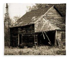 An Era Past Fleece Blanket