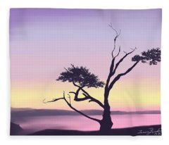 Anacortes Fleece Blanket