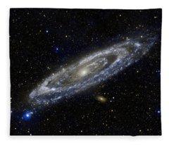 Andromeda Fleece Blanket