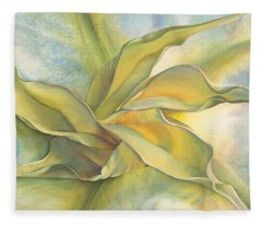 Angel's Pirouette Fleece Blanket