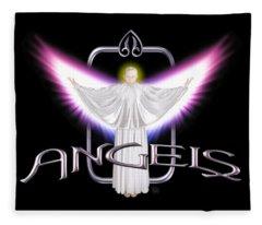 Angels Fleece Blanket