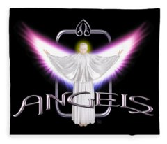 Angels Fleece Blanket