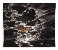 Another Sky Fleece Blanket