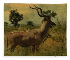 Antelope Fleece Blanket