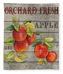 Apples-jp2674 Fleece Blanket