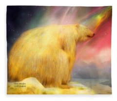 Arctic Wonders Fleece Blanket
