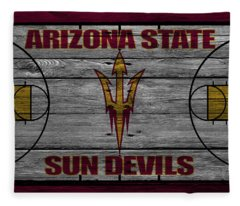 Arizona State Sun Devils Fleece Blanket