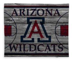 Arizona Wildcats Fleece Blanket