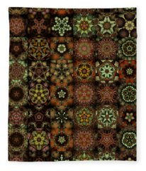 Asclepiads 6x8 Fleece Blanket
