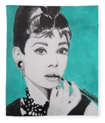 Audrey Fleece Blanket