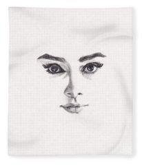 Actor Fleece Blankets