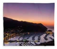 Avalon Fleece Blanket
