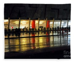 Avenida Paulista - Reserva Cultural Fleece Blanket