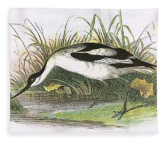 Avocet Fleece Blanket