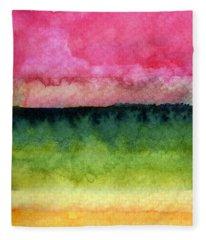 Awakened Fleece Blanket