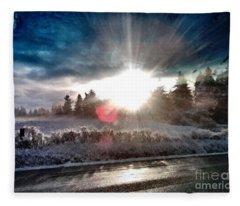 Awakening Fleece Blanket