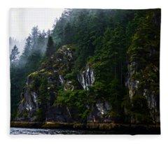 Awesomeness Of Nature Fleece Blanket