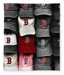 B For Bosox Fleece Blanket