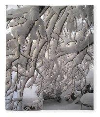 Backyard Fleece Blanket