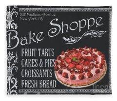 Bake Shoppe Fleece Blanket