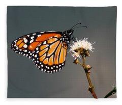 Balancing Act Fleece Blanket