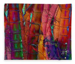 Bamboo Delight Fleece Blanket