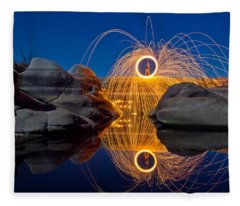 Barker Dam Fleece Blanket