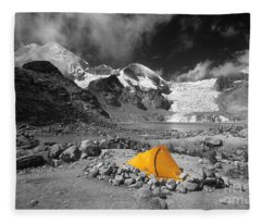 Base Camp Fleece Blanket