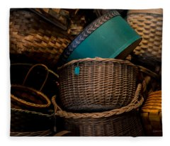 Baskets Galore Fleece Blanket