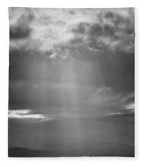 Bay Light Fleece Blanket