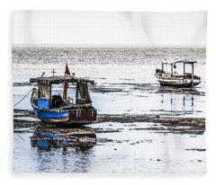 Bay View Fleece Blanket