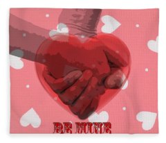 Be Mine Fleece Blanket
