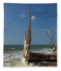 Beach Magic Fleece Blanket