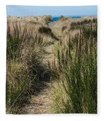 Beach Trail Fleece Blanket