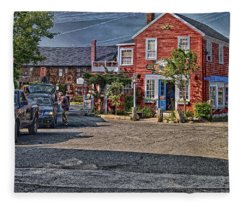 Bearskin Neck Fleece Blanket